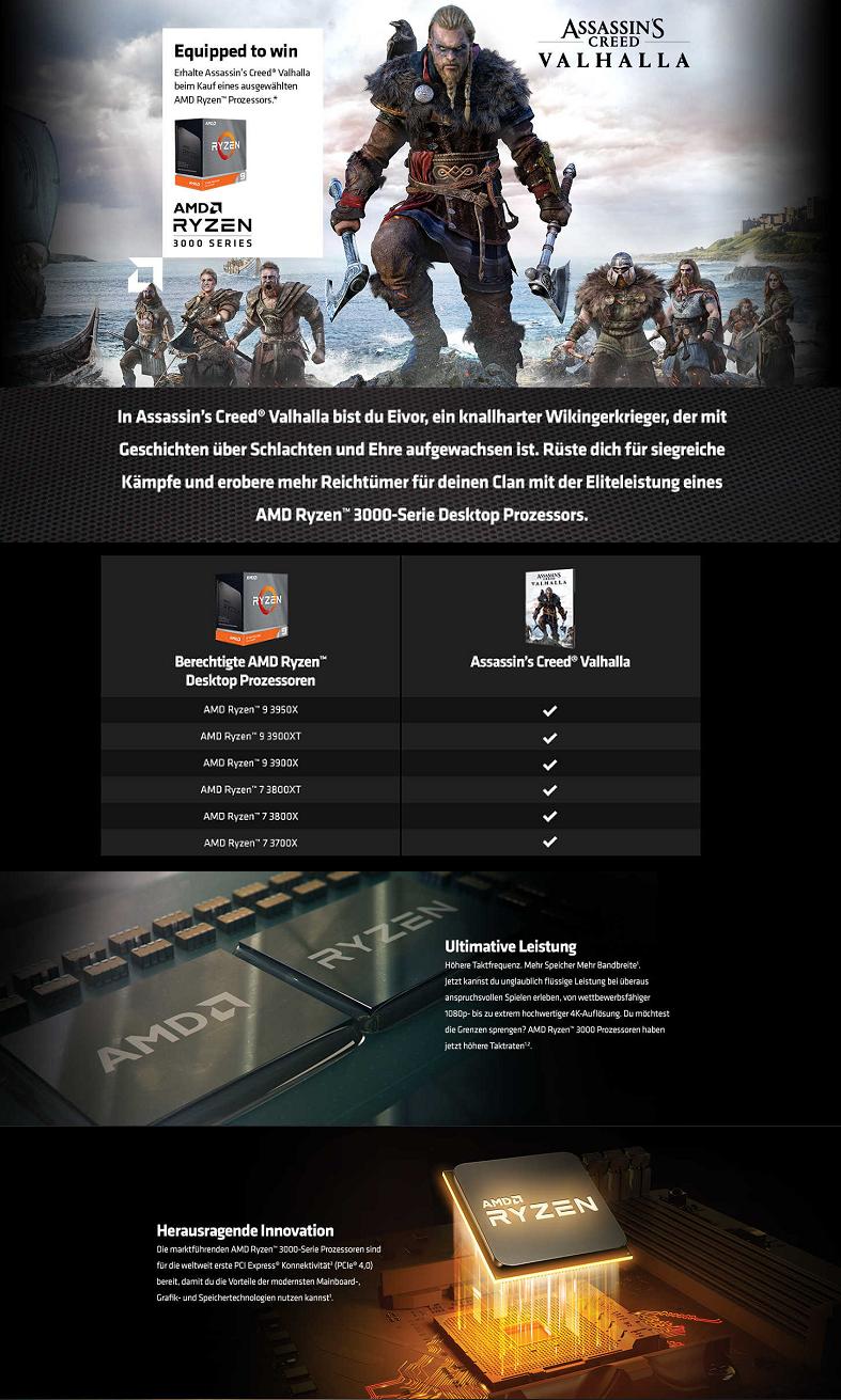 AMD Ryzen Valhalla Promo