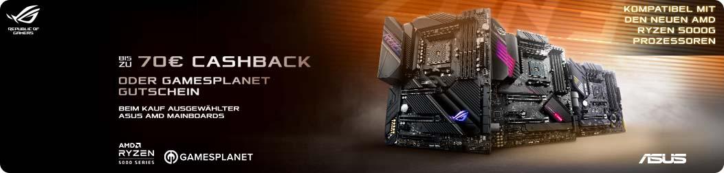 ASUS AMD Mainboard Cashback