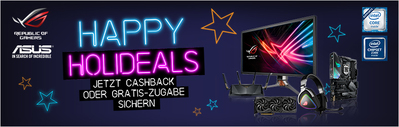 Asus Holideals