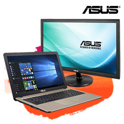 Asus Notebooks Monitore