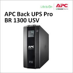 APC Back UPS Pro BR 1300 USV