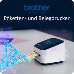 Brother Etiketten- und Belegdrucker