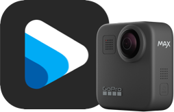 GoPro Player Bild