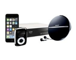 MP3 Player, Discman und CP Player