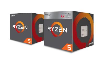 AMD Ryzen™ 5 Desktop Prozessoren