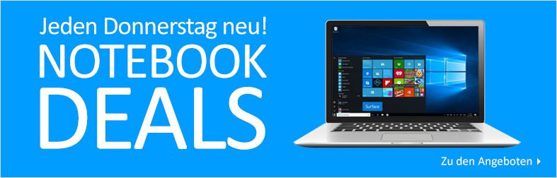 Notebook Deals der Woche