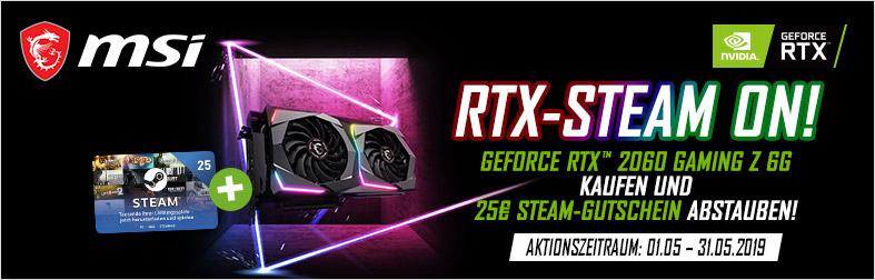 MSI GeForce RTX 2060 GAMING Z 6G 6 GB High End Grafikkarte