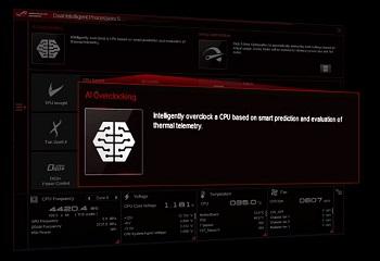 Asus Z390 Mainboards Übertakten