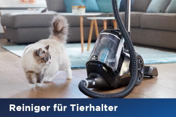 Bissell Reiniger für Tierhalter