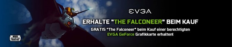 EVGA THe Falconeer Promition
