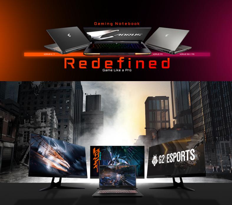 Gigabyte Gaming-Laptops