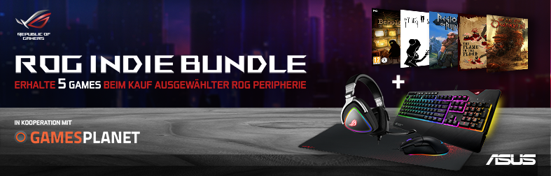 ASUS Indie Game Bundle