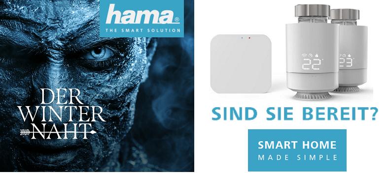 hama smart home thermostat