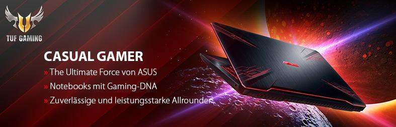 Asus-ROG Casual Gamer Banner