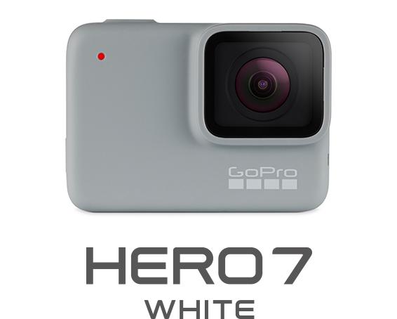 GoPro7 White