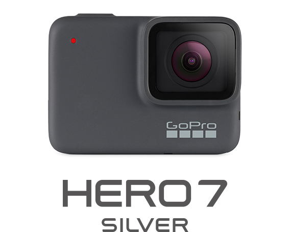 GoPro7 silver
