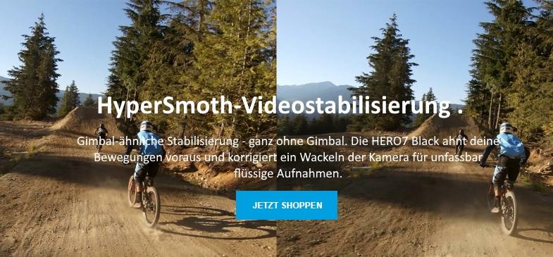 Videostabilisierung