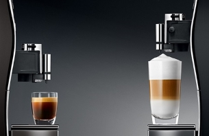 Jura Kaffeevollautomaten - Zeitlos elegant