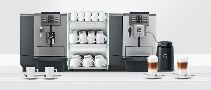 Professionelle Kaffeelösungen für Unternehmen