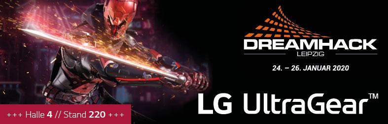 LG UltraGear Gaming Monitore mit Rabatt