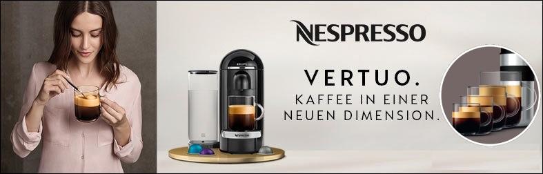 Nespresso Vertuo Kaffeesystem