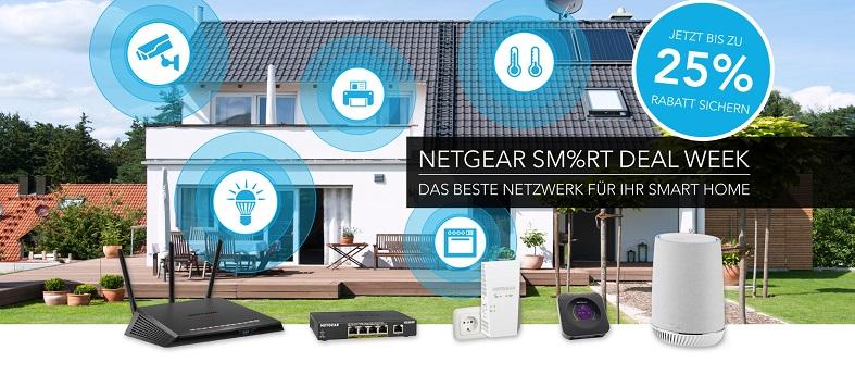 Netgear Smartweek