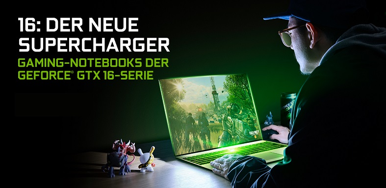 GeForce GTX 1660 Ti & GTX 1650 für Laptop