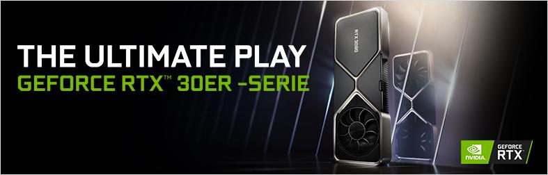 NVIDIA Geforce RTX 30er Serie