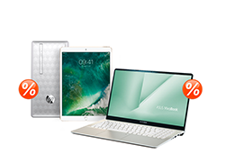 Notebooks, Tablets & PCs Outlet