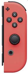Nintendo Switch Joy-Con Controller rot