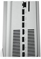 Anschlüsse Allround-PC