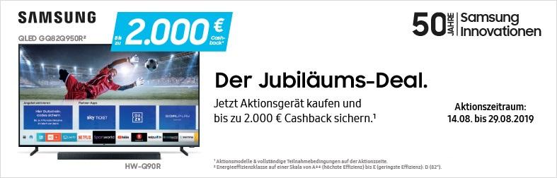 Samsung Jubiläumsdeals