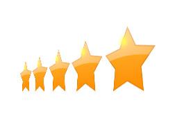 Produktbewertung Sterne