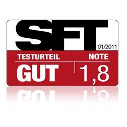SFT Testsieger