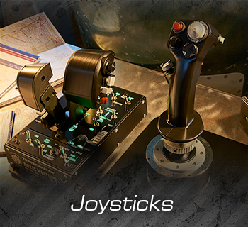 Thrustmaster Joysticks