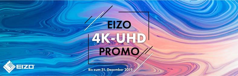 Eizo 4K UHD Monitore zu Sonderpreisen