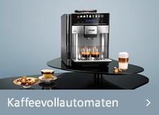 Siemens Kaffeevollautomaten