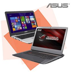 WSV ASUS Notebooks