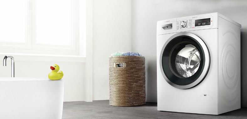 Bosch Testsieger Waschen & Trocknen