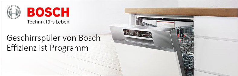 Bosch Geschirrspüler