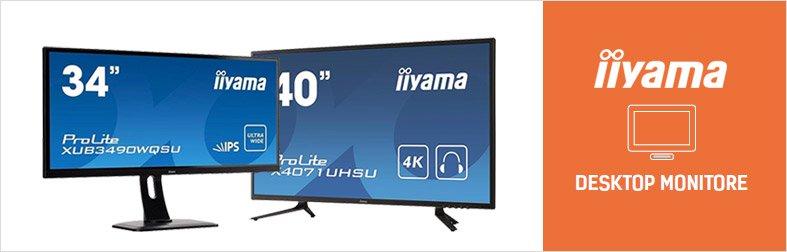 iiyama Desktop Monitore