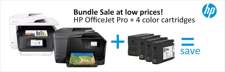 HP OfficeJet Pro Bundle