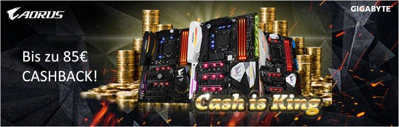 Gigabyte Mainboard Cashback