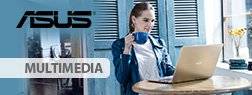 ASUS Multimedia Notebooks