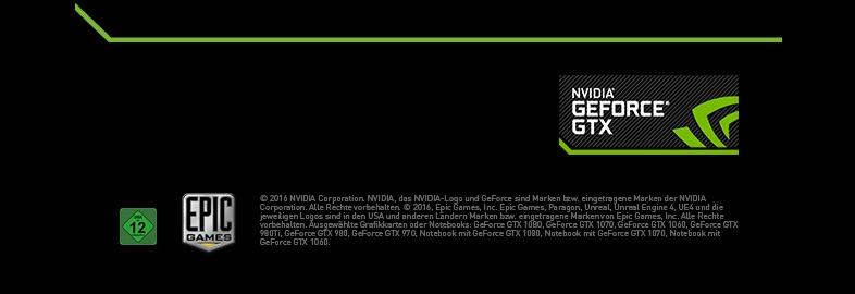 NVIDIA GeForce GTX1 Bundle Abbinder