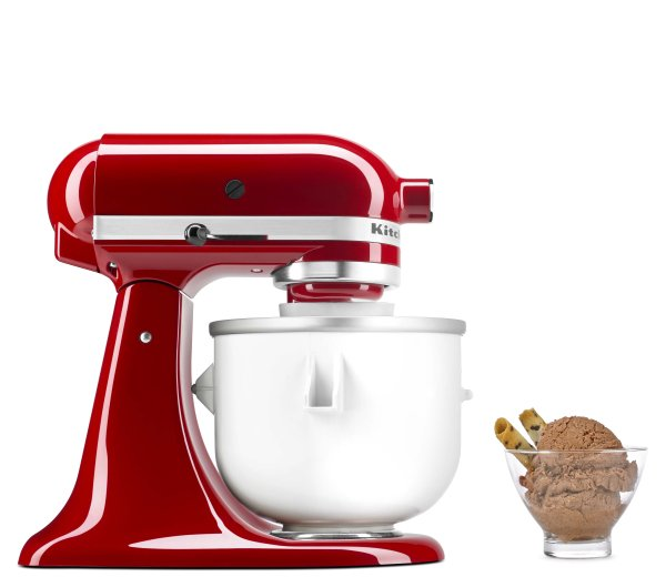 KitchenAid Culinary Center - Eis, Sorbets und Desserts herstellen