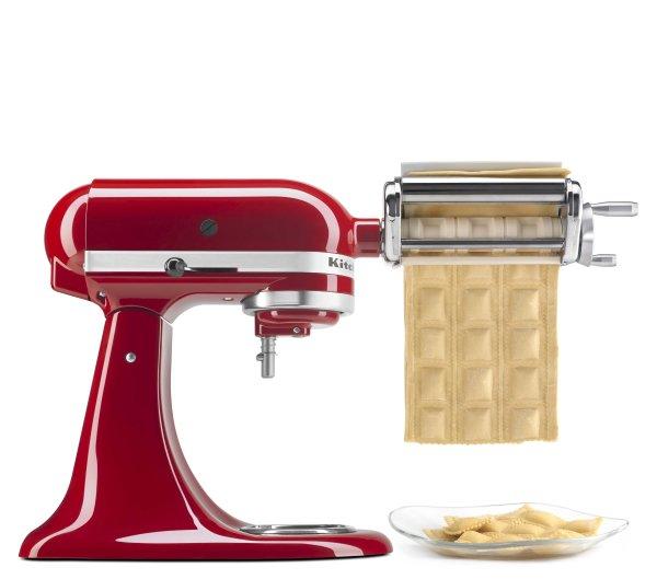 KitchenAid Culinary Center - Nudeln und Pastagerichte herstellen