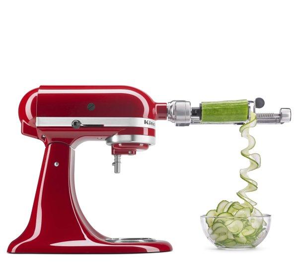 KitchenAid Culinary Center - Gemüse zerkleinern, schneiden oder raspeln