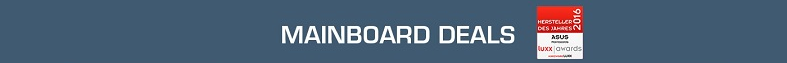 ASUS Mainboard-Deals