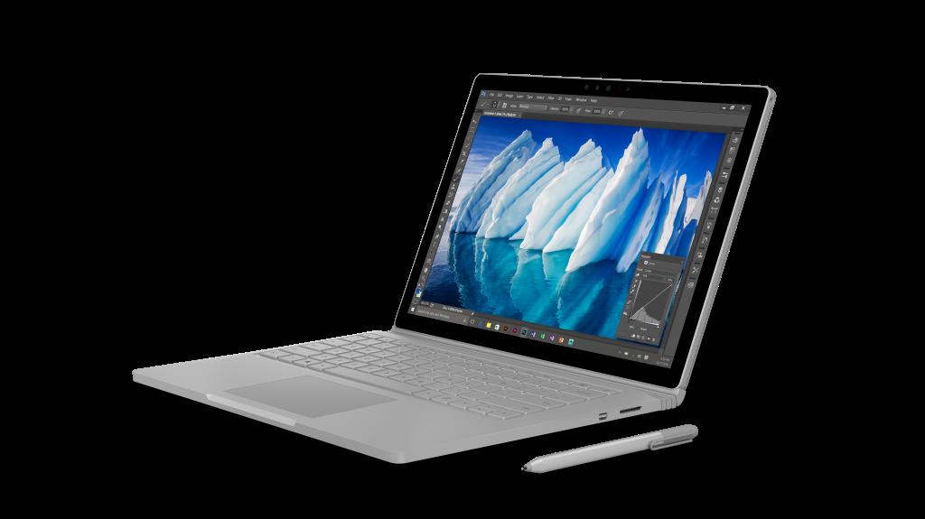 Microsoft Surface Book bei computeruniverse kaufen